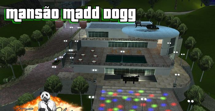 Mansão Madd Dogg