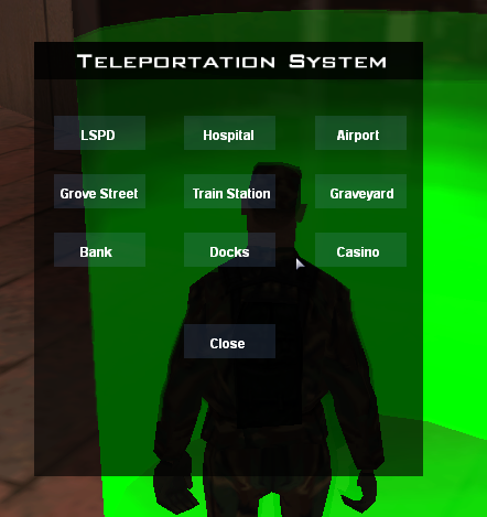 Teleport System