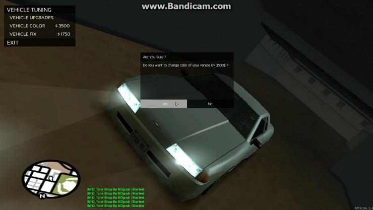 REL] GTA V Tuning Shop | By Al3grab - Resources - Multi Theft Auto
